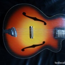 Instrumentos musicales: ANTIGUA GUITARRA JAZZ ORFEUS. Lote 171010263