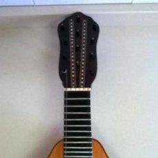 Instrumentos musicales: BANDURRIA.POSIBLEMENTE SALVADOR IBÁÑEZ.MEDIDA 55 CM.. Lote 171367402