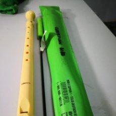 Instrumentos musicales: FLAUTA HOHNER MELODY BLOCKFLOTE -FLAUTA DULCE -CON FUNDA Y ACCESORIO - ENVÍO CERTIFICADO 5,99. Lote 171388467
