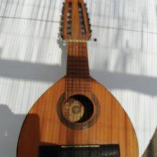 Instrumentos musicales: BANDURRIA, ANTIGUA. Lote 171515034