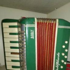 Instrumentos musicales: ACORDEON CASTERFIDARDO FUNCIONANDO. Lote 171548443