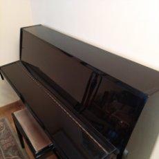 Instrumentos musicales: PIANO DE PARED KAWAI TOTALMENTE NUEVO, SOLO A FALTA DE AFINACIÓN.. Lote 171583960