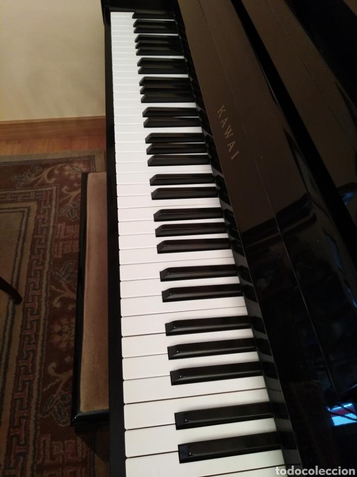 Instrumentos musicales: Piano de pared Kawai totalmente nuevo, solo a falta de afinación. - Foto 7 - 171583960