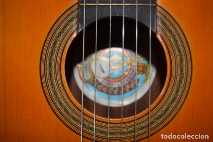 Instrumentos musicales: guitarra vicente tatay - Foto 2 - 171714185