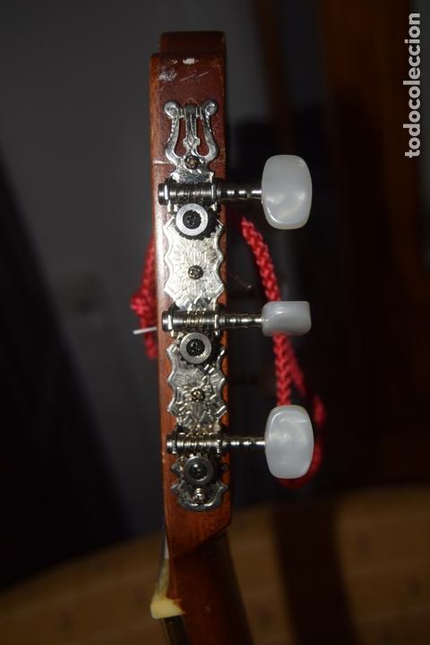 Instrumentos musicales: guitarra vicente tatay - Foto 3 - 171714185