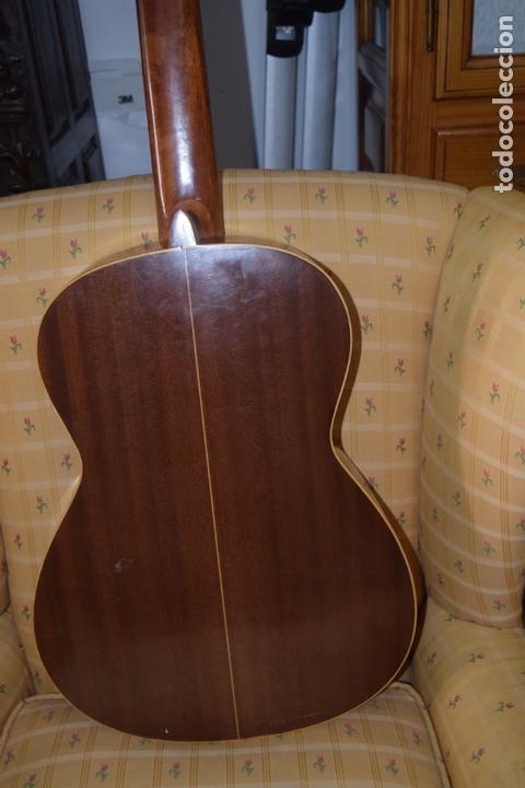 Instrumentos musicales: guitarra vicente tatay - Foto 4 - 171714185