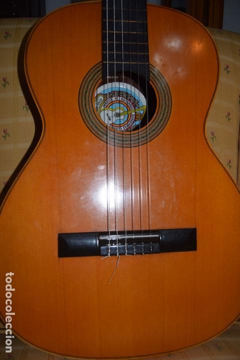 GUITARRA VICENTE TATAY (Música - Instrumentos Musicales - Guitarras Antiguas)