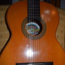Instrumentos musicales: GUITARRA VICENTE TATAY . Lote 171714185