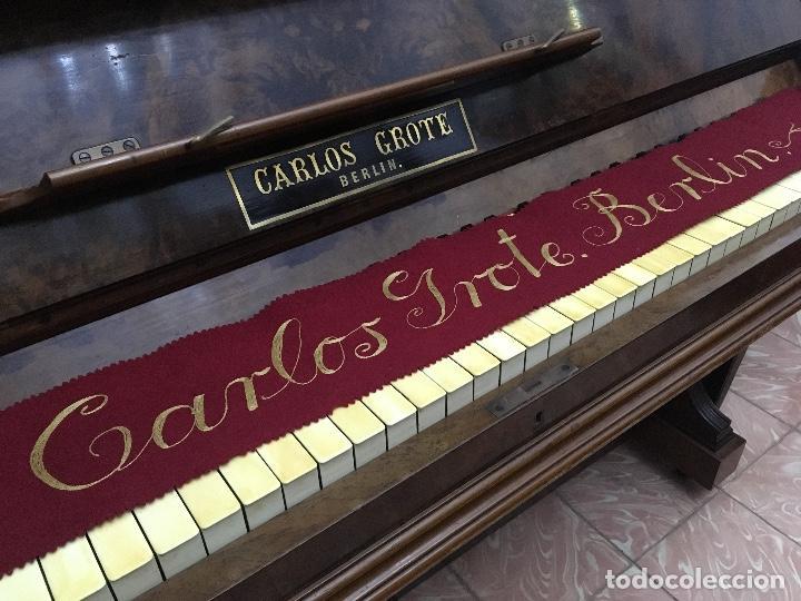 Instrumentos musicales: Piano, Carlos Grote - Foto 2 - 171773473
