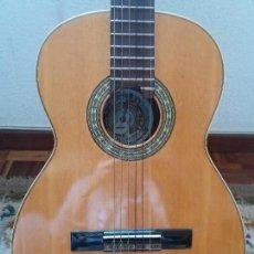 Instrumentos musicales: GUITARRA CLÁSICA - VICENTE TATAY TOMAS. Lote 169548248