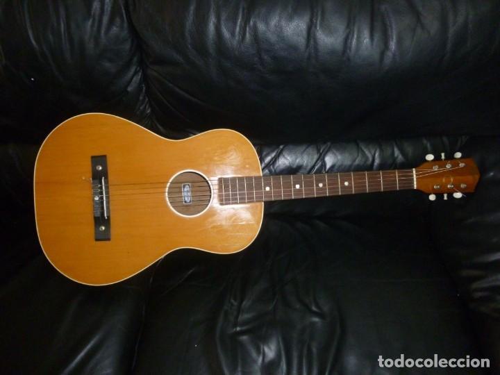 ANTIGUA GUITARRA HOYER (Música - Instrumentos Musicales - Guitarras Antiguas)