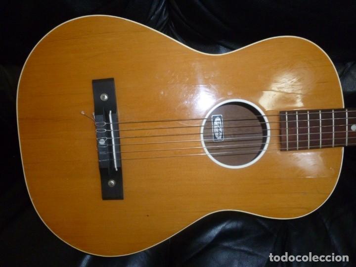 Instrumentos musicales: Antigua guitarra Hoyer - Foto 2 - 172097083