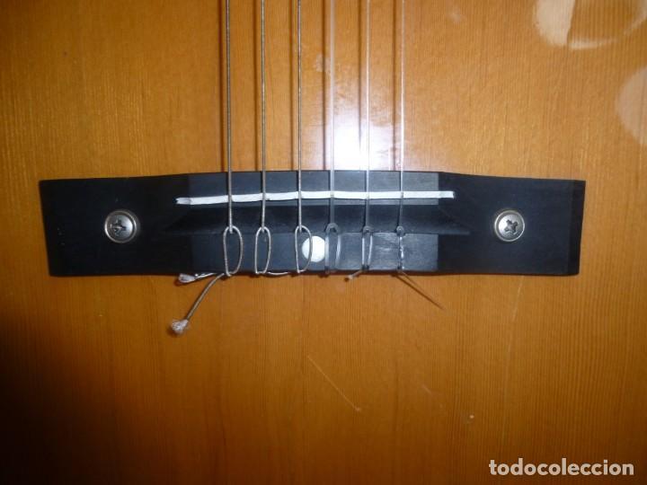 Instrumentos musicales: Antigua guitarra Hoyer - Foto 10 - 172097083