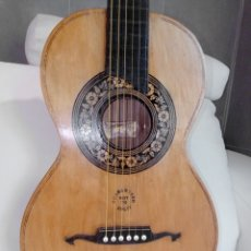 Instrumentos musicales: GUITARRA ACÚSTICA ANTIGUA. OLD GUITAR. . Lote 172305242