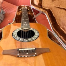 Instrumentos musicales: GUITARRA OVATION MODELO 1656 CON ESTUCHE DURO. Lote 172314018