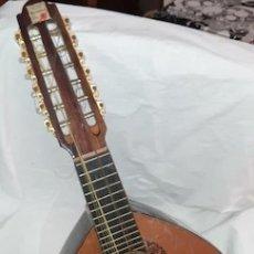 Instrumentos musicales: BANDURRIA ALHAMBRA TAPA MACIZA, PARA RESTAURAR. Lote 172367087