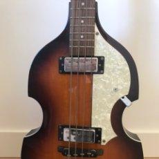 Instrumentos musicales: BAJO HOFNER B-BASS HI SERIES. Lote 172382755