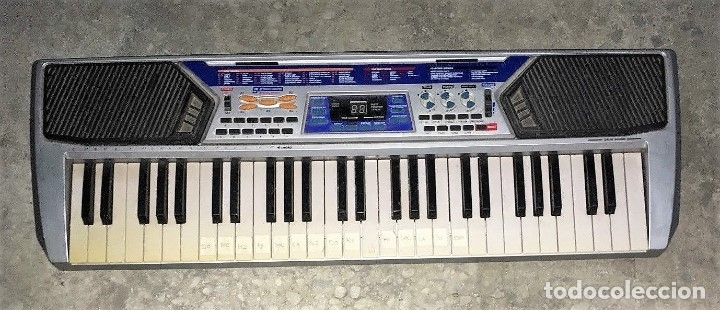 PIANO DIGITAL 24 TECLAS GOLDTRONIC (Música - Instrumentos Musicales - Pianos Antiguos)