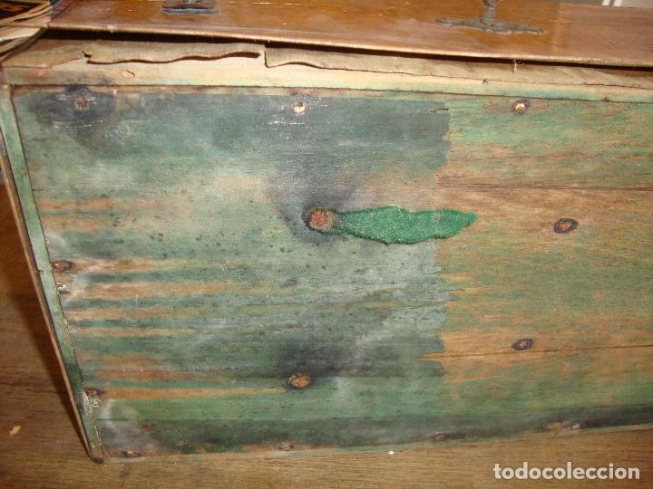 Instrumentos musicales: PIEZA DE COLECCIONISTA MUY DIFICIL CAJA AFINADOR DE ARPAS ARPA FINALES DEL SIGLO XIX VER FOTOS - Foto 6 - 172473383