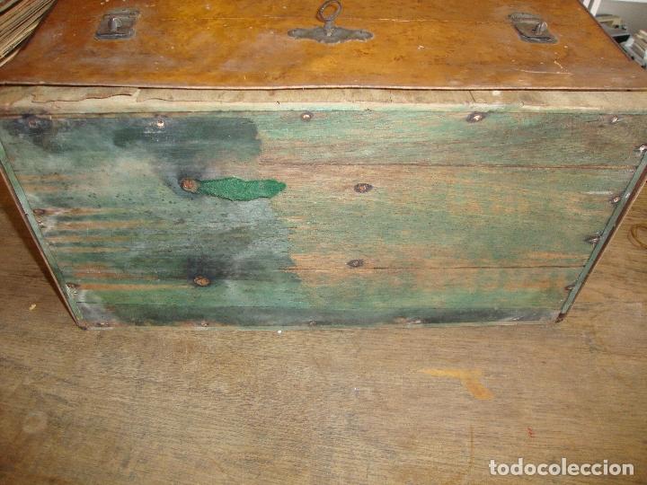 Instrumentos musicales: PIEZA DE COLECCIONISTA MUY DIFICIL CAJA AFINADOR DE ARPAS ARPA FINALES DEL SIGLO XIX VER FOTOS - Foto 7 - 172473383