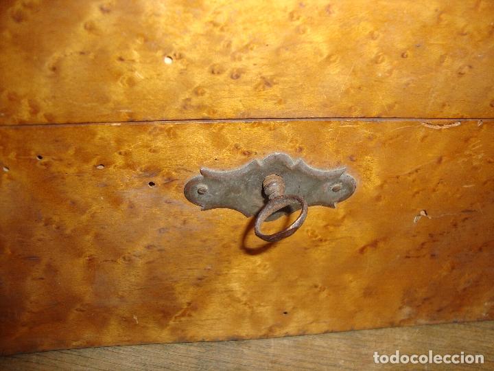 Instrumentos musicales: PIEZA DE COLECCIONISTA MUY DIFICIL CAJA AFINADOR DE ARPAS ARPA FINALES DEL SIGLO XIX VER FOTOS - Foto 10 - 172473383