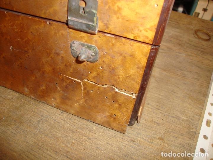 Instrumentos musicales: PIEZA DE COLECCIONISTA MUY DIFICIL CAJA AFINADOR DE ARPAS ARPA FINALES DEL SIGLO XIX VER FOTOS - Foto 15 - 172473383
