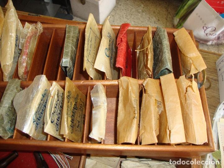 Instrumentos musicales: PIEZA DE COLECCIONISTA MUY DIFICIL CAJA AFINADOR DE ARPAS ARPA FINALES DEL SIGLO XIX VER FOTOS - Foto 23 - 172473383
