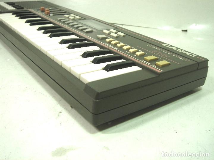 Instrumentos musicales: DIFICIL TECLADO ELECTRONICO - CASIO PT-31 ¡¡FUNCIONANDO¡¡ - JAPAN 80S -PT31 - PIANO ORGANO - Foto 5 - 172607409