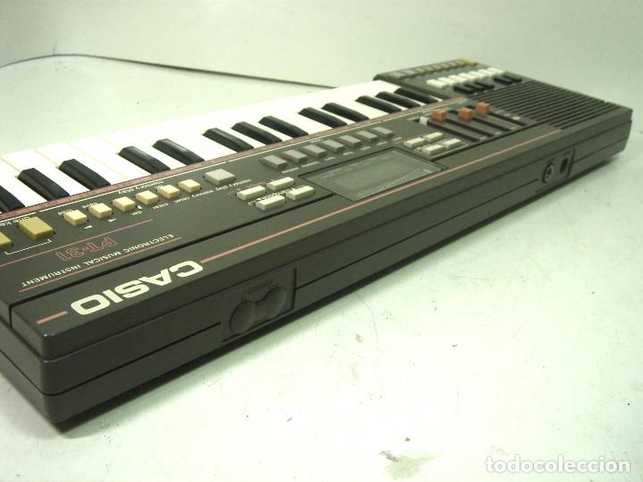 Instrumentos musicales: DIFICIL TECLADO ELECTRONICO - CASIO PT-31 ¡¡FUNCIONANDO¡¡ - JAPAN 80S -PT31 - PIANO ORGANO - Foto 6 - 172607409