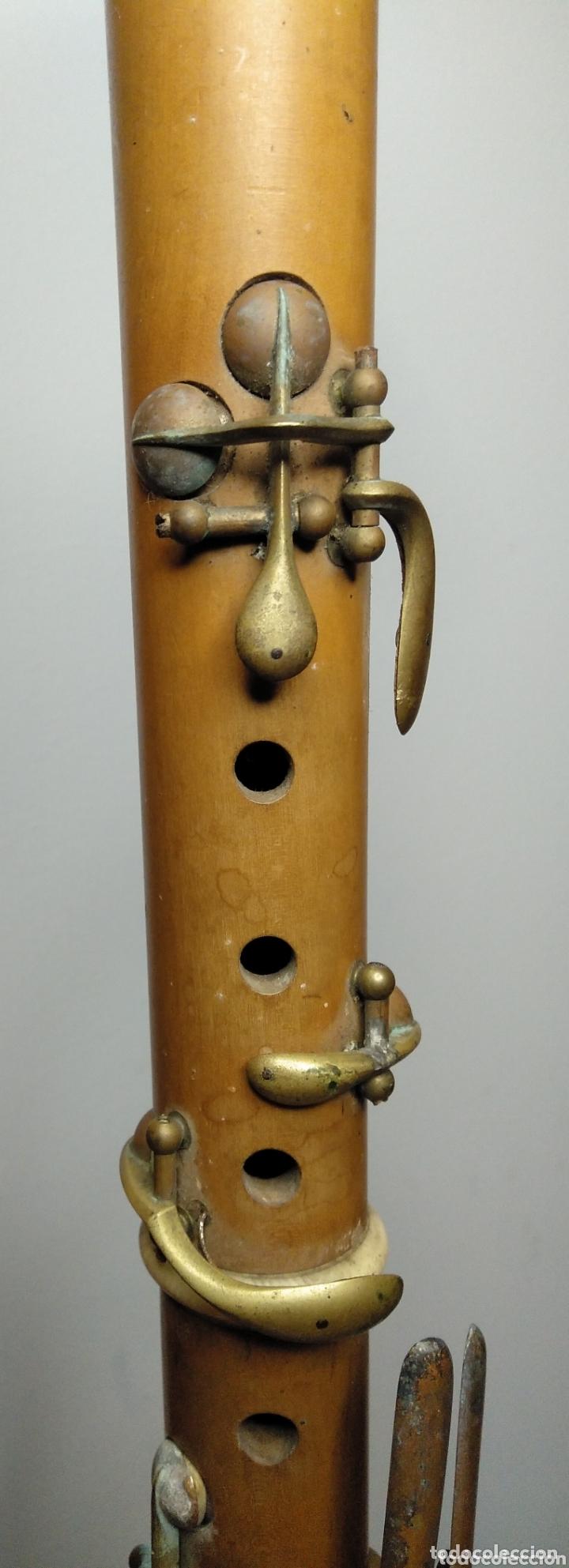 Instrumentos musicales: Clarinete Gautrot boj y marfil - Foto 5 - 172658045