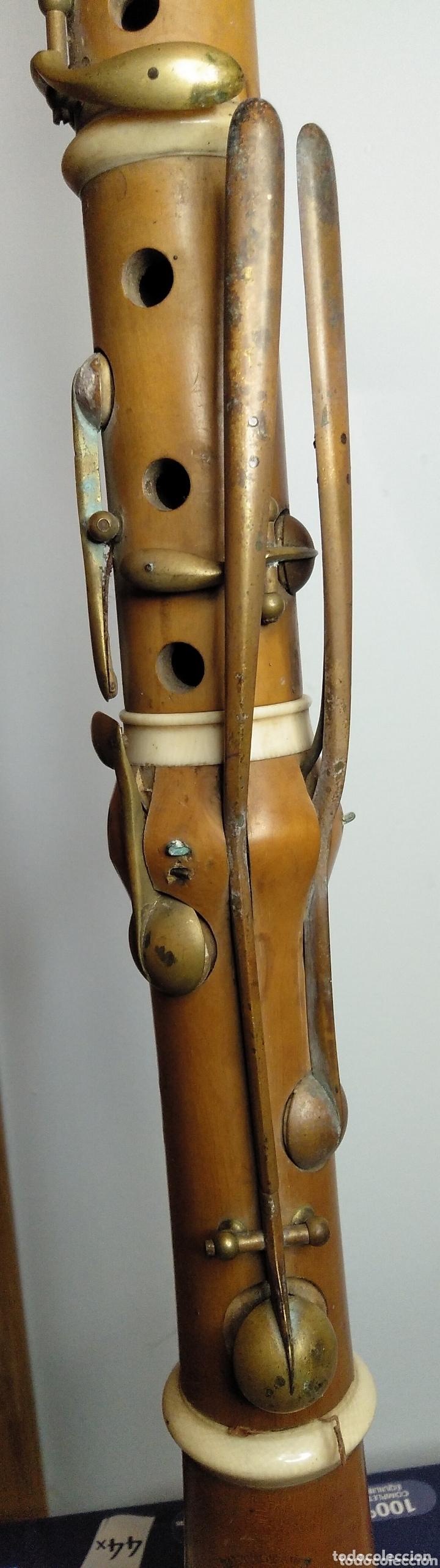 Instrumentos musicales: Clarinete Gautrot boj y marfil - Foto 6 - 172658045