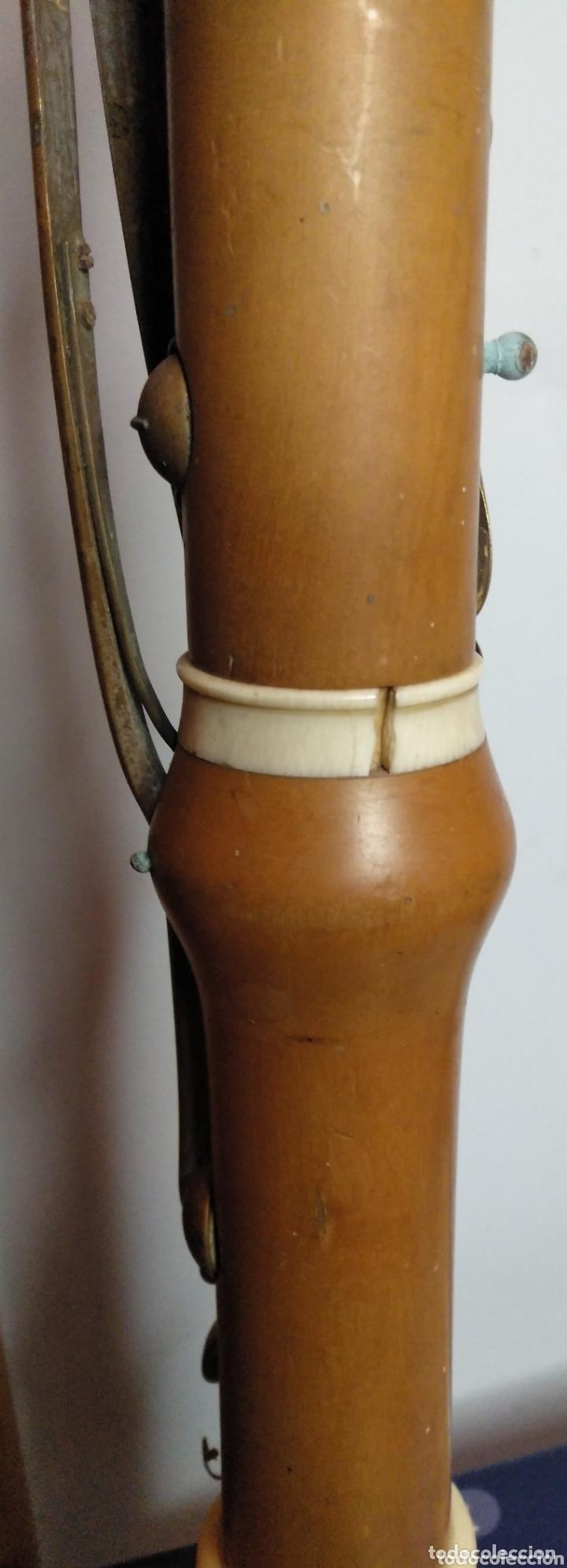 Instrumentos musicales: Clarinete Gautrot boj y marfil - Foto 7 - 172658045
