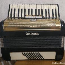 Instrumentos musicales: ACORDEÓN WELTMEISTER - 48 BAJOS. Lote 172682583