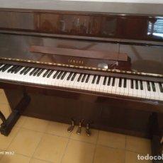 Instrumentos musicales: PIANO DE PARED YAMAHA DE 1970. Lote 172897709