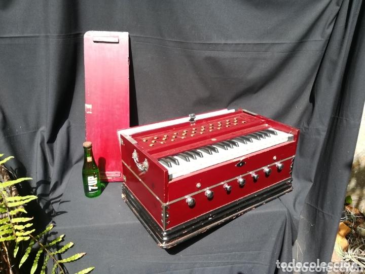 Instrumentos musicales: Instrumento Armonio de fuelle manual - Foto 4 - 172909494