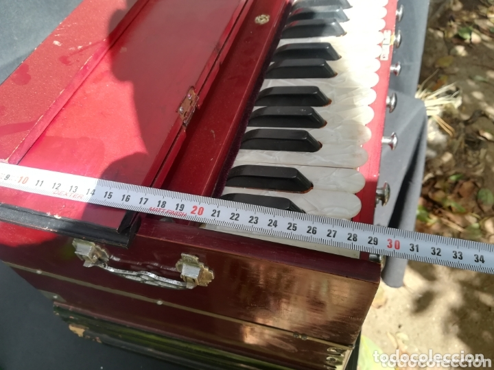 Instrumentos musicales: Instrumento Armonio de fuelle manual - Foto 12 - 172909494