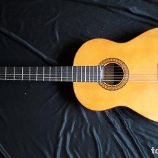 Instrumentos musicales: GUITARRA ESPAÑOLA PALOSANTO TALLER MANUEL CONTRERAS. Lote 173401983