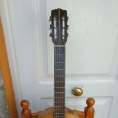 Instrumentos musicales: RICARDO SANCHÍS GUITARRA ANTIGUA LEER ANTES DE COMPRAR. Lote 173553869