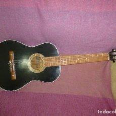 Instrumentos musicales: ANTIGUA Y RARA GUITARRA ALEMANA WALTER..¿HOYER?. Lote 173588932