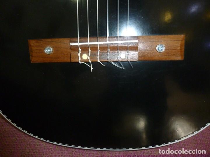 Instrumentos musicales: Antigua y rara guitarra alemana Walter..¿Hoyer? - Foto 5 - 173588932