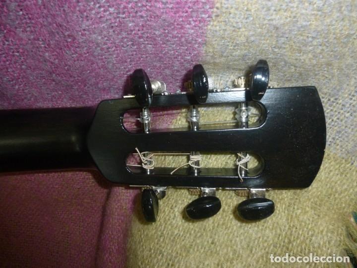 Instrumentos musicales: Antigua y rara guitarra alemana Walter..¿Hoyer? - Foto 8 - 173588932