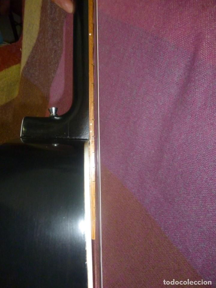 Instrumentos musicales: Antigua y rara guitarra alemana Walter..¿Hoyer? - Foto 9 - 173588932