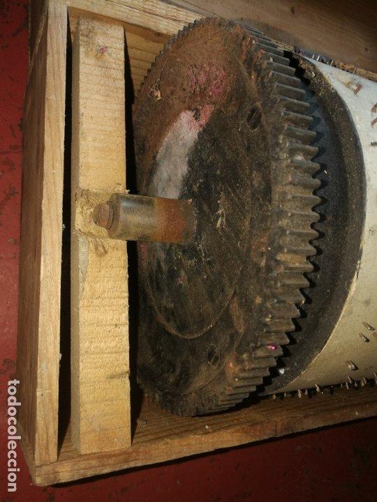 Instrumentos musicales: RODILLO DE PÚAS PARA PIANOLA O CAJA DE MÚSICA - Foto 4 - 173641042