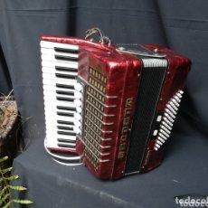 Instrumentos musicales: VIEJO ACORDEÓN DELICIA ( ARNALDO III) 72 BAJOS. Lote 173679445