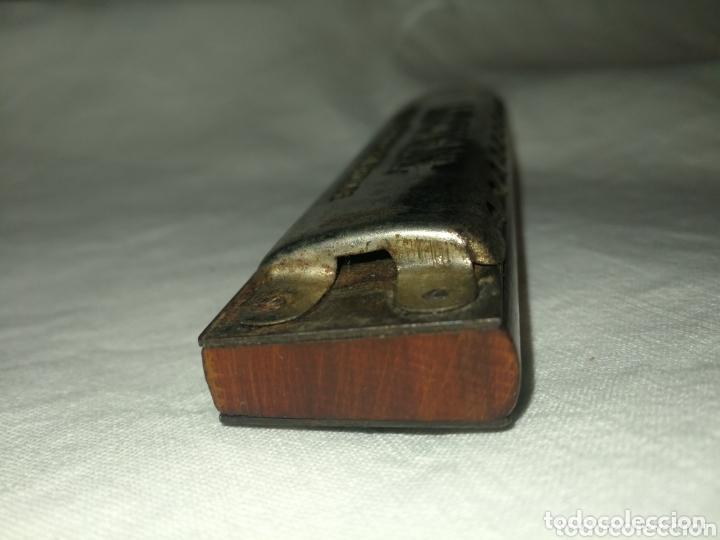 Instrumentos musicales: ANTIGUA Y ESCASA ARMÓNICA LE CIGNE - Foto 5 - 173682573