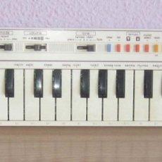 Instrumentos musicales: CASIO PT-1 PIANO ELECTRONICO EN BUEN ESTADO, PERO NO FUNCIONA POR 1 €. Lote 173802270