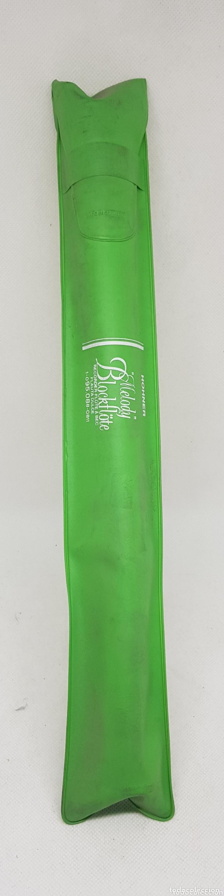 Instrumentos musicales: Flauta dulce honner - nunca usada - car157 - Foto 3 - 173860190