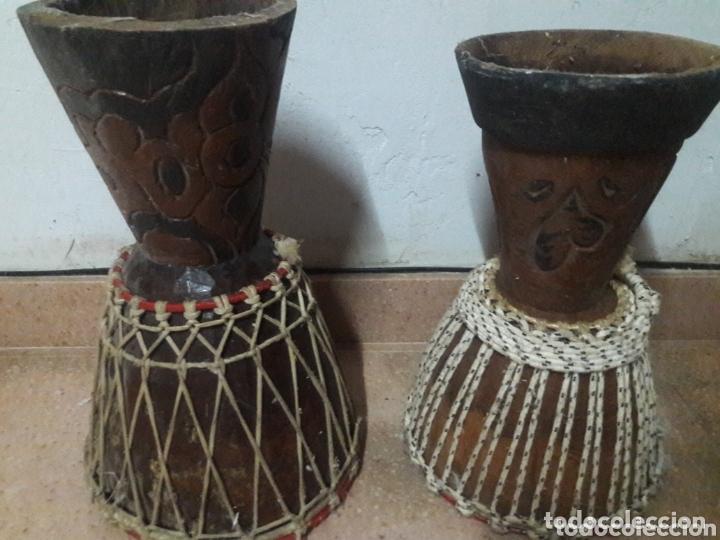 Instrumentos musicales: bongos percusion - Foto 9 - 173991790