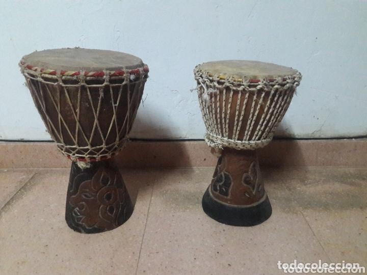 BONGOS PERCUSION (Música - Instrumentos Musicales - Percusión)