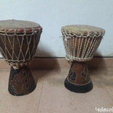 Instrumentos musicales: BONGOS PERCUSION. Lote 173991790